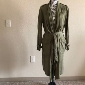 Trench coat by Forever 21